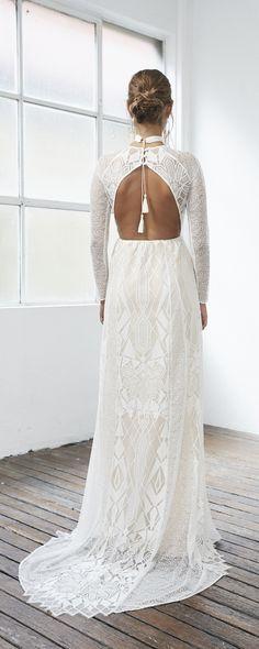 Grace Loves Lace – Unique Bohemian Lace Wedding Dresses | Hi Miss Puff - Part 13