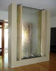 Resultado de imagen de plexi vertical water feature