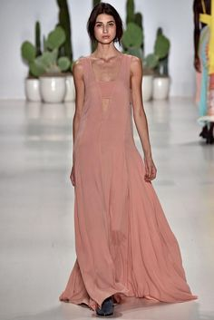Mara Hoffman Spring 2015 Ready-to-Wear - Collection - Gallery - Look 14 - Style.com