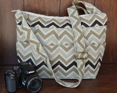 Darby Mack Designs - Licorice whips - camera bag
