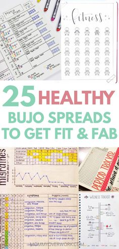 Get healthy with these FITNESS BULLET JOURNAL WEIGHT LOSS spread ideas. Find inspiration for simple layouts for tracking measurements, make progress with a calendar of 30 day challenges, tips for coming up with a workout plan with targeted exercises for your entire body, keeping a food log, and bujo planner pages to keep motivation levels up to stick to your goals as you exercise and eat your way to a healthier you. Focus on your health, creating better habits, and living your best life.