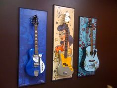 another guitar display idea for Mike