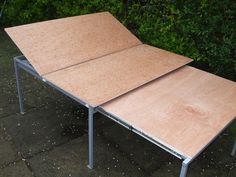 day van bed - removable