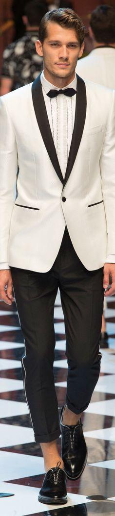 Dolce & Gabbana - SPRING 2017 MENSWEAR
