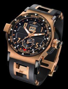 Luxury Watch: Luxury Watch:HYSEK