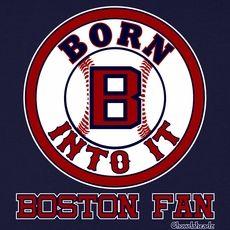 Born Into It Baseball T-Shirt