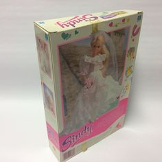 Vintage 1989 Hasbro Sindy Doll - Wedding Day Dress BOXED 8430 | eBay