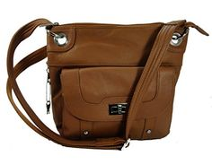 Concealed Carry Cross Body Leather Gun Purse with Locking Zipper Light Brown Roma Leathers http://www.amazon.com/dp/B00O1BQVRK/ref=cm_sw_r_pi_dp_.8kzvb0H4ACN5