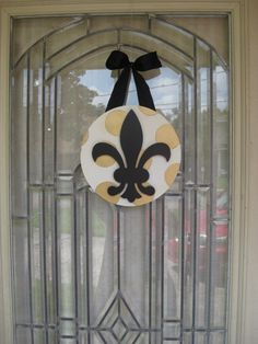Hey, I found this really awesome Etsy listing at http://www.etsy.com/listing/159751643/new-orleans-saints-black-and-gold-polka