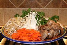 Shabu shabu recipe for home!