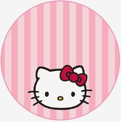 Anniversaire Hello Kitty, Hello Kitty Imagenes, Hello Kitty Themes, Hello Kitty Backgrounds, Hello Kitty Pictures, Embroidery On Clothes, Hello Kitty Birthday, Flamingo Party, School Decorations