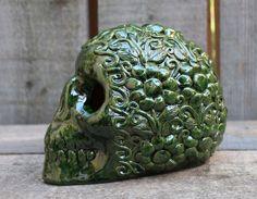 Dias De Los Muertos - Day of the Dead - Atzompa Pottery