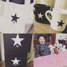 従姉妹のみゆうがCONVERSE TOKYO☆ のバックとマグカップをプレゼントしてくれました(°▽°) 嬉しい😂ずっと欲しかったやつ☆ マグカップはこーちゃんと私にペアで💕 大切に使います( ◠‿◠ ) #従姉妹 #CONVERSETOKYO #マグカップ #トートバック #プレゼント そして今日の空! 久しぶりにおばあさんに会えて テンションMAX!久しぶりにこんなに元気な空を見れて嬉しかった。 おばさんも今日わ悲しいことがあったから空に会えて嬉しかったみたい( ◠‿◠ ) 良かった!たまに会いに行こうね☆ #愛犬 #そら #腎臓病 #心臓病 #チワワ #おばあちゃん家 #12歳