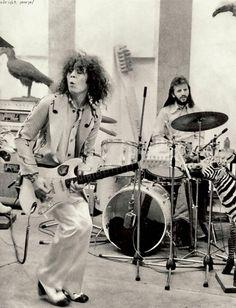 Mark Bolan and Ringo