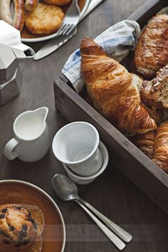 Currently Obsessing Over... Croissants and coffee in the morning | Norajuku.com
