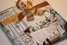 A Gift Wrapped Life - Gift Wrapping with 18th century romance. David Terry