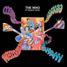 THE WHO - LP A Quick One (Mono 180 gram)