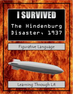 I Survived Series by Lauren TarshisI love the figurative language she uses in her books! Great way to introduce it to students!Figurative language analysis from each chapter (answer key included)