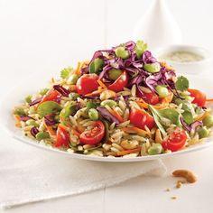 Antipasto, Asian Recipes, Healthy Recipes, Ethnic Recipes, Orzo Risotto, Vegetable Recipes, Pasta Salad, Great Recipes, Favorite Recipes