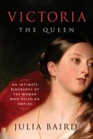 An account of the life of the longtime English monarch offers insight into the passionate and sensuous aspects of her character, placing her reign against a backdrop of dynamic world events while sharing insights into her relationship with Albert and her pivotal role in building the British Empire.