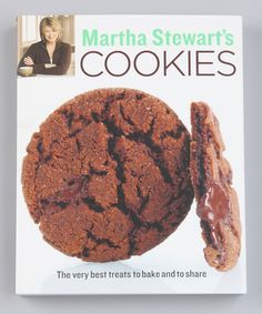 Take a look at this Martha Stewart's Cookies by Random House on #zulily today!