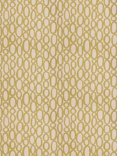 Fabricut Offa Circles-Palm 5119801 Decor Fabric