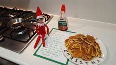 Night 8 2016 Elf Pancakes