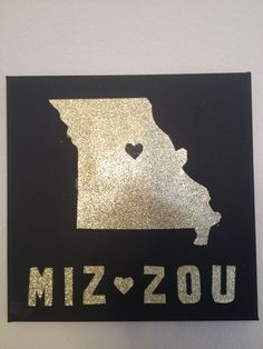 Mizzou. Love this