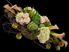 White Woodland Centerpiece   Winston Flowers