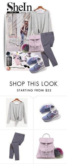 """""""Grey..."""" by janochka-547 ❤ liked on Polyvore featuring New Balance and Grafea"""