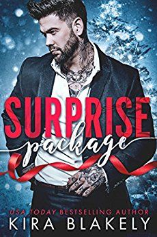 Surprise Package: A Bad Boy Christmas Romance by Kira Blakely.
