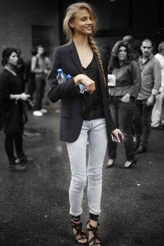 New York Fashion Week #JustFab & #FashionWeek