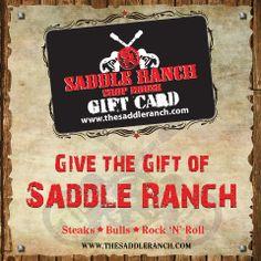Costa Mesa | Saddle Ranch Chop House | Steaks - Bulls - Rock N' Roll | TheSaddleRanch.com