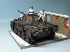 Panzerkampfwagen V Panther D, Dragon 1/35 | Plastic Models World