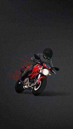 Ducati Monster – Online Pin Page Moto Wallpapers, Hd Phone Wallpapers, Cute Cartoon Wallpapers, Moto Bike, Motorcycle Art, Motorcycle Couple, Motorcycle Wheels, Ducati Monster, Motos Ktm