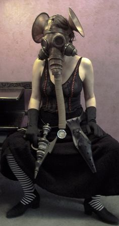 Steampunk Pachydermos