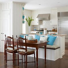 1000 Images About Built In Kitchen Seating On Pinterest Banquette Seating Banquettes And