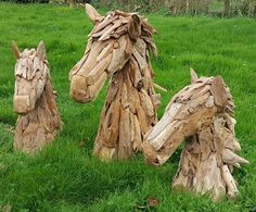 Suppliers of a spectacular life-size driftwood horse, small horse sculpture and driftwood horse heads. Horse Sculpture, Animal Sculptures, Tree Roots, Outdoor Settings, Horse Head, Quotation, Driftwood, Teak, Horses