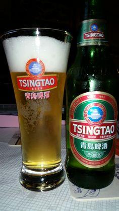 Tsingtao Lager. Tsingtao, China