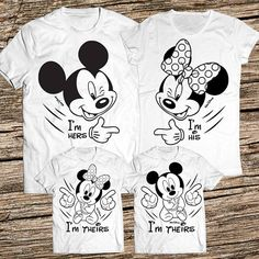 a17e8a036 Disney Shirts, Disney Family Shirts, Disney Family Vacation T shirts, Mickey  and Minnie Family Shirts, Matching Disney Family Shirts, Disney