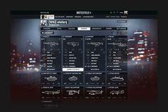 battlefield 4 interface - Recherche Google