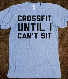 Crossfit Until I Can