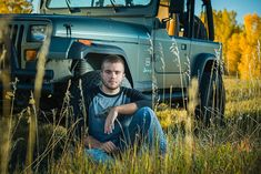 To be able to look back in your senior portrait album 20 years from now and see some photos of you and your old ride, I think would be priceless. Truck Senior Pictures, Wrestling Senior Pictures, Outdoor Senior Pictures, Senior Photos, Senior Portraits, Portrait Poses, Portrait Ideas, Senior Boy Poses, Senior Guys