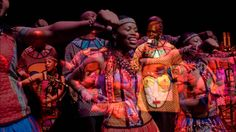 The Soweto Gospel Choir- Ingoma