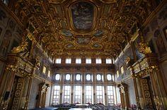 renaissance interior architecture - Google Search