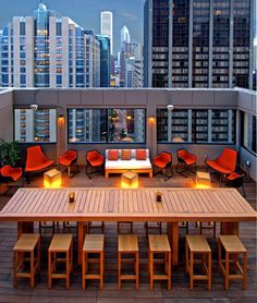 MileNorth Hotel Chicago Usa