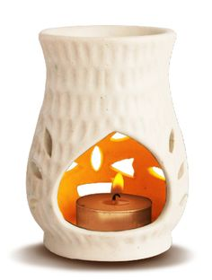Buy Aroma Oil burner online with lavender essential oil that can be used for interior decoration, corporate gifting etc that would give  beauty and freshness