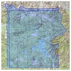 Yellowstone National Park Topographic Map.46 Best National Park Maps Images Android National Parks Map Nature
