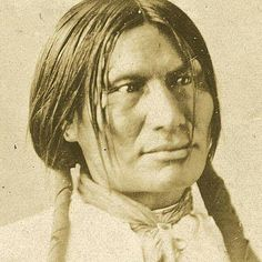 "December 23, 1890: Big Foot left his village with 333 followers to go to Pine Ridge. In six days he would be dead along with many others at the Wounded Knee Massacre. ================================================= Big Foot Minηecoηjou Lakota (ca. 1825-1890) Bigfoot's Lakota name was Si Tanka,""Spotted Elk"". He was the son of Lone Horn. Spotted Elk became chief of the Minneconjou after the death of his father in 1874. Native accounts of Spotted Elk describe him as a great hunter."