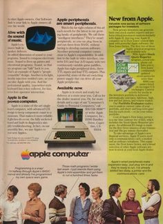 Vintage Computer Advertisements from the late 1970s - Page 6 - TechRepublic